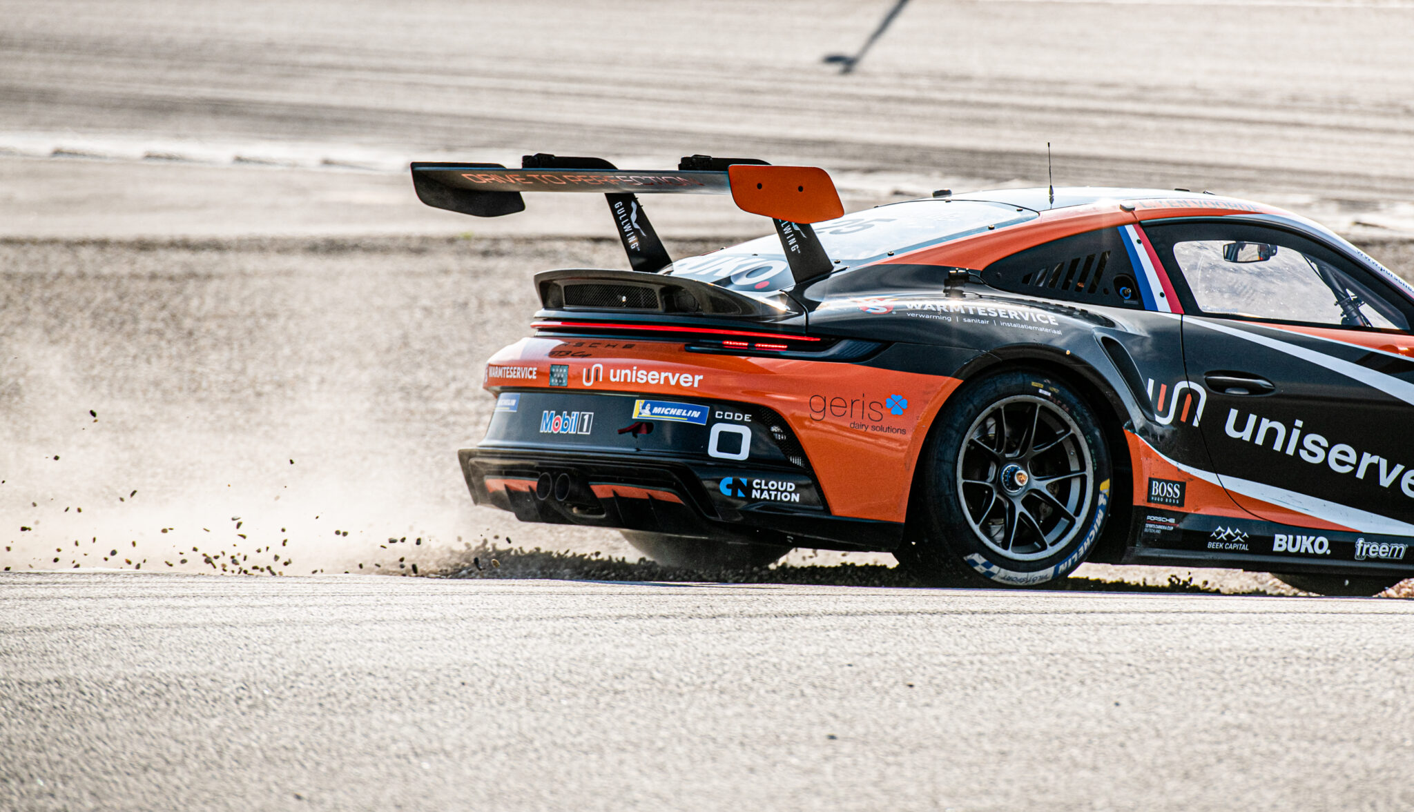 Porsche Carrera Cup Deutschland, Zandvoort 2021, Larry ten Voorde (NL) Team GP Elite